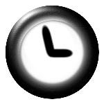 Time icon, from Fire and Flora v12.